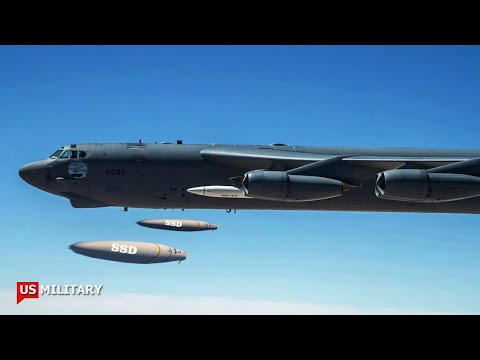 Here's Come the Most Deadly Weapons Of the U.S military