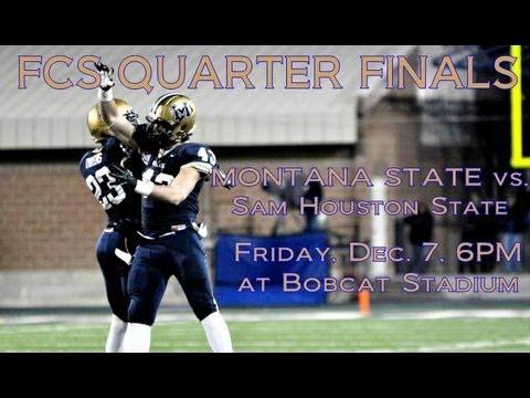 Montana State Football 2012 FCS Quarter Finals Teaser