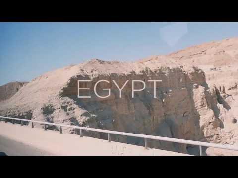 Jordan, Israel, Egypt: Travel Montage