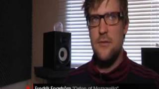 Osten af Mozzarella -TV4 intervju Osten rappar om Örebro