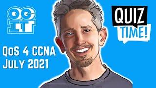 🔴Live Quiz: Quality of Service | Cisco CCNA 200-301