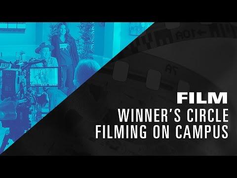 Winner's Circle Is Shooting At The Los Angeles Film School!