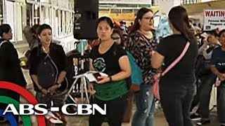 TV Patrol: 'Sindikato' sa DFA, sinisi sa pahirapan sa passport appointment