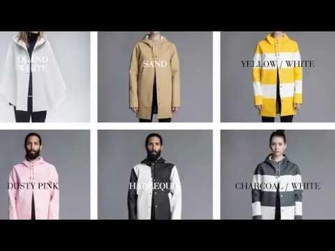 Stutterheim Raincoats Uses PayPal (PayPal Merchants)