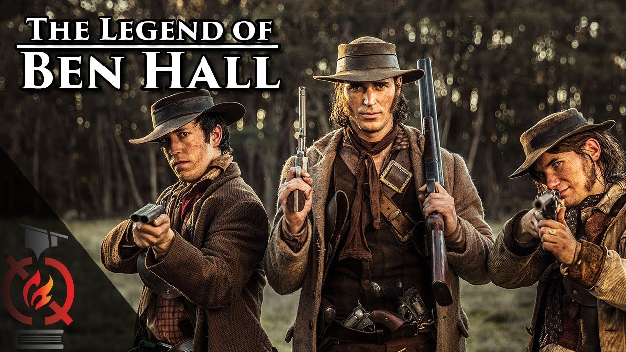 Download The Legend of Ben Hall   Based on a True Story