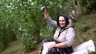 Чеченка стреляют