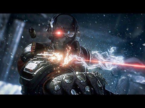 Injustice 2 : Deadshot Combo Video