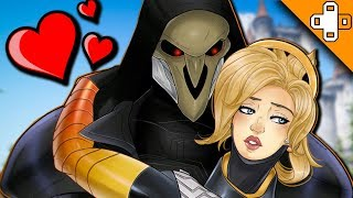 MERCY + REAPER = BABY! Overwatch Funny & Epic Moments 229 - Highlights Montage