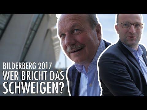 Wer bricht das Schweigen? | Bilderberg 2017