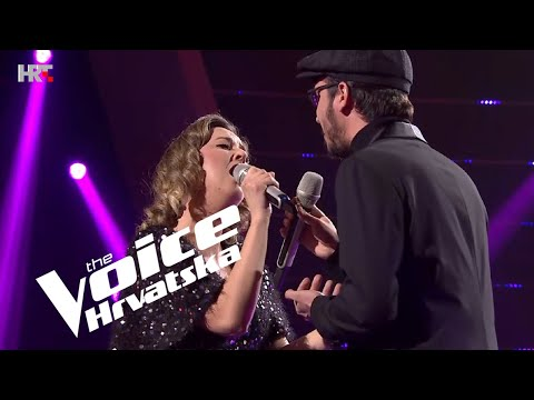 "Petra vs. Vinko - ""Stay"" | Dvoboj | The Voice Hrvatska | Sezona 3"