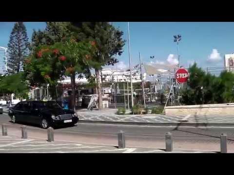 Shopping Street (The Strip), Protaras, Cyprus