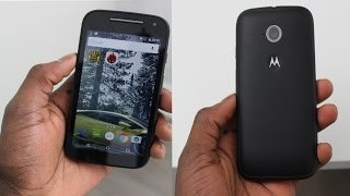Motorola Moto E (2nd Gen) 2015 In-Depth Review!