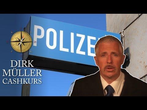 Dirk Müller - Staatliche Repression: Bayerisches Polizeigesetz macht Verdachtsverhaftungen möglich!