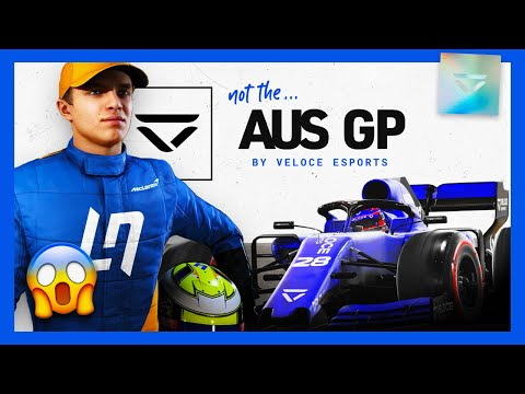 Not The... Aus GP By Veloce Esports