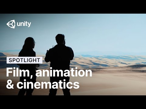 Enhance your creative freedom with real-time production | Unity