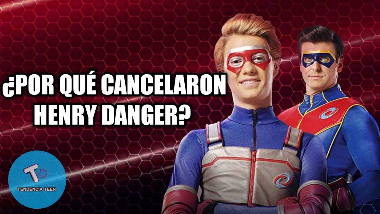 ¿POR QUÉ CANCELARON HENRY DANGER?