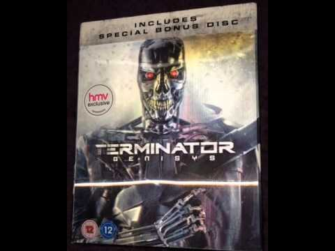 Terminator Genisys (HMV Exclusive Blu-ray Slipcase) [UK]