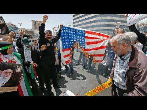 طهران تعلن اعتقال 17 شخصا بتهمة التجسس لـ-سي آي إيه- وأحكاما بالإعدام على بعضهم  - نشر قبل 5 ساعة