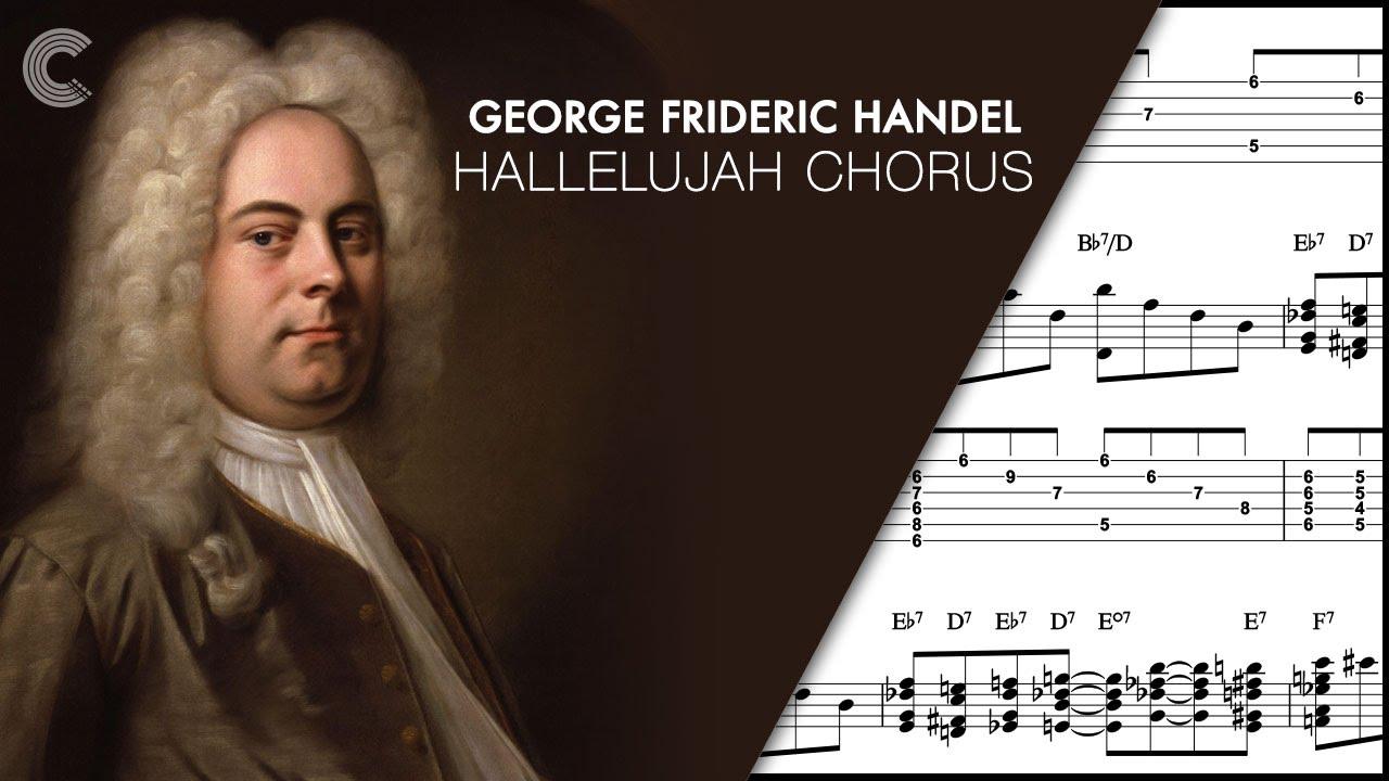 Clarinet hallelujah chorus george handel sheet music chords clarinet hallelujah chorus george handel sheet music chords vocals youtube hexwebz Choice Image