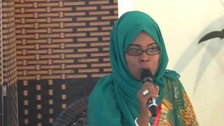 Starup grind Mogadishu Hosts Leila Xiis from Jeeb uroon