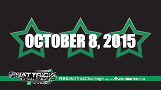 Dallas Stars Will Beat Pittsburgh Penguins - October 8, 2015 NHL Hat Trick Challenge