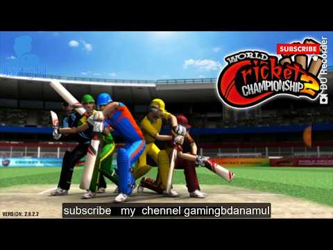 Download World Cricket Championship 2 Version: 2.8.2.3 (MOD, Coins/Unlocked) Free On Android Gaming
