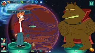 Futurama: Worlds Of Tomorrow Gameplay | First Artifact!