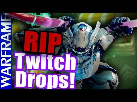 Tenno BROKE Twitch Drops! XD An IRL Warframe Min/Max Success Story