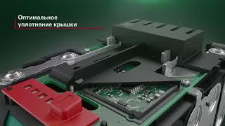 Metabo - LiHD: для максимальной производительности кабель не обязателен (Russian)
