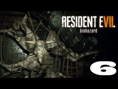 LUCAS' HOUSE OF NIGHTMARES | Resident Evil 7 | 06