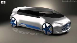 Mercedes-Benz Vision Tokyo 2015 3D model by Humster3D.com