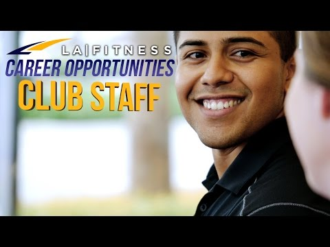 Career Opportunities - Club Staff