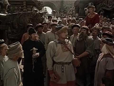 Кадры из фильма Садко