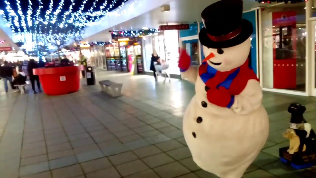 Snowman Ireland for Xmas