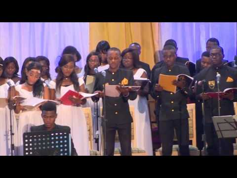 Glory to the Father (Chandos Anthems) ---  The University Choir, KNUST 2016