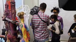 Боди-Арт,индустрия красоты,творчество и тело,фантазия в красках(, 2017-03-15T18:12:36.000Z)