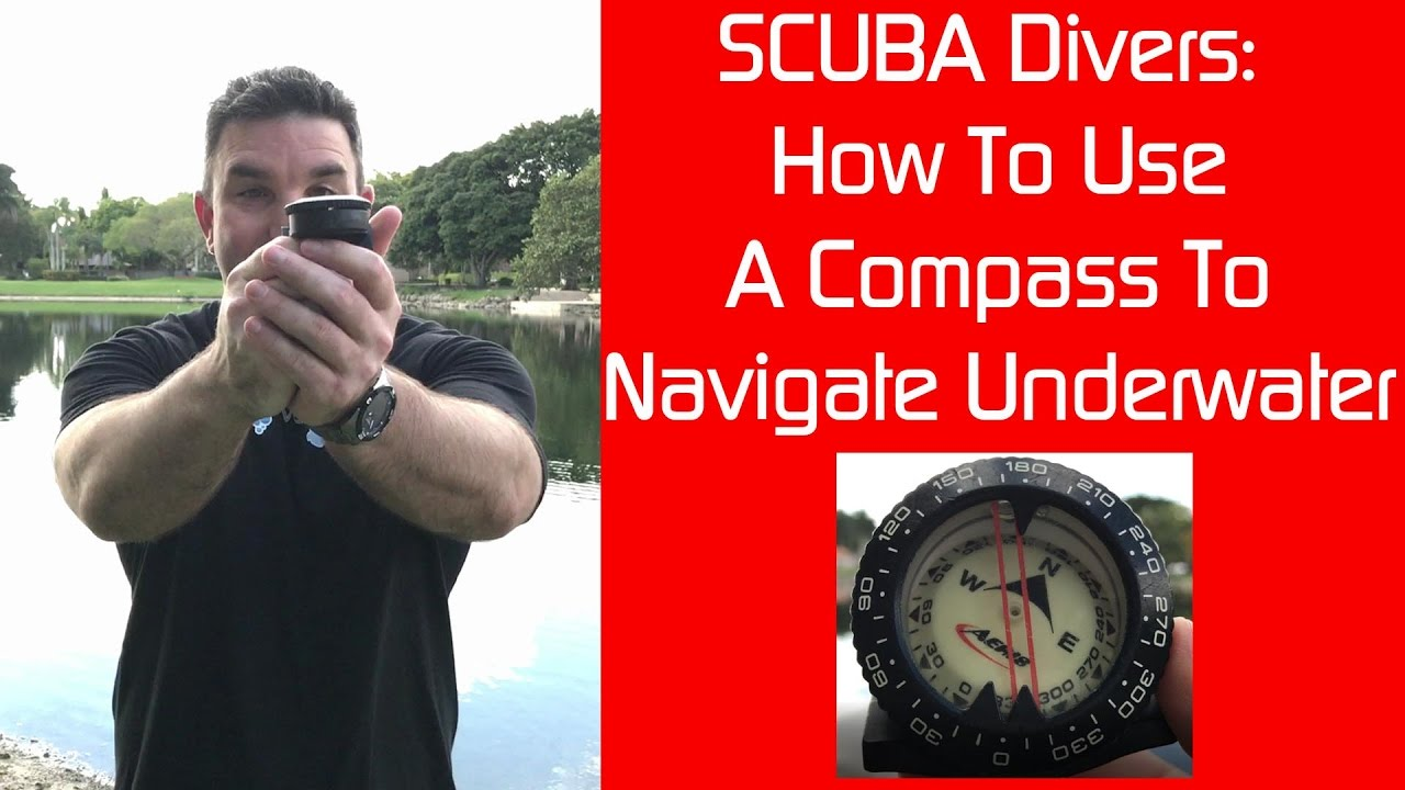 How to Use an Underwater Compass recommendations