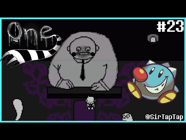 Let's Play One (OFF Fan Game) Part 23 |  Enoch the Gentle
