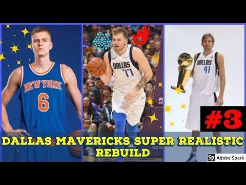 Dallas Mavericks SUPER REALISTIC Rebuild (Final Part)!! Can we Finally become a Title Contender??