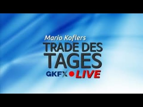 Trade des Tages LIVE - DOW is back!!!!