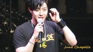 20170613 KIM HYUN JOONG INNER CORE in Osaka 風車 <rewind>