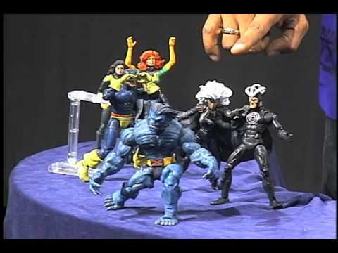 Fantastic Forum Cool Toys Segment - Marvel Legends X-Men