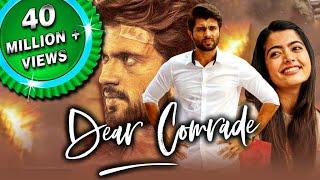 Dear Comrade (2020) New Released Full Hindi Dubbed Movie   Vijay Devarakonda, Rashmika, Shruti