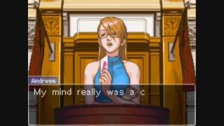 Phoenix Wright: Justice for All - Ep. 4, Part 17: Adrian Andrews Testifies