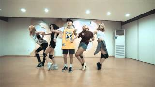 "Hyuna ""Roll Deep"" Mirrored Dance Practice, 현아 ""잘나가서 그래"" 안무 거울모드"