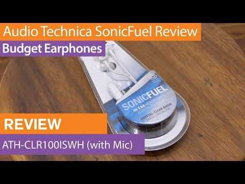 Audio Technica SonicFuel Earphones Review - Best In Budget?