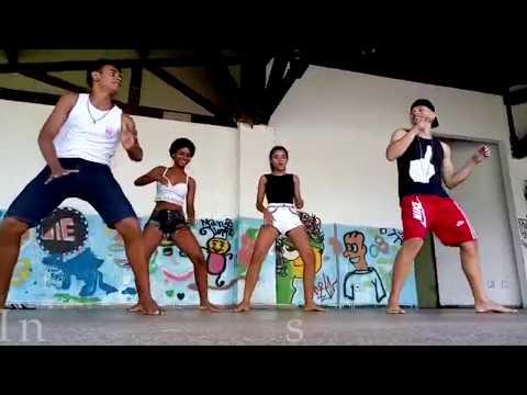 PARANGOLÉ - MÃO NO PAREDÃO (MÚSICA NOVA) (COREOGRAFIA) DANCE VIDEO