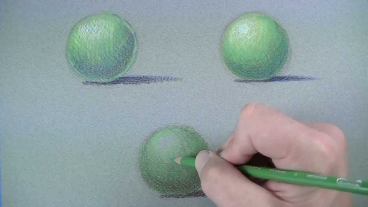 How to draw with colored pencils - How To Draw With Colored Pencils 41