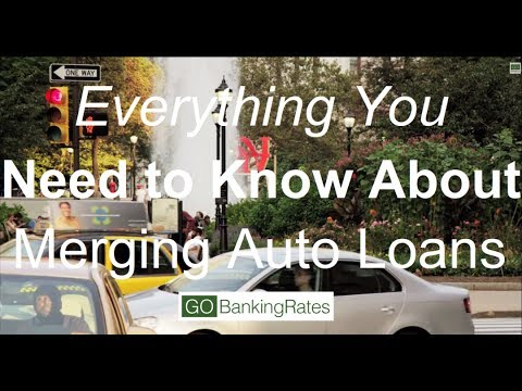 Consolidating vehicle loans