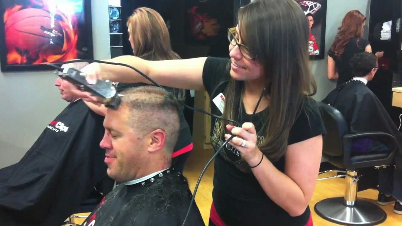 haircut sports clips sport upland grand opening march 3rd and 4th 2012 5187 | maxresdefault